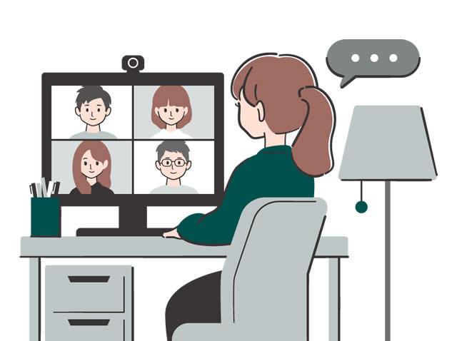 コロナで変わる家庭学習(1)オンライン授業の受け方